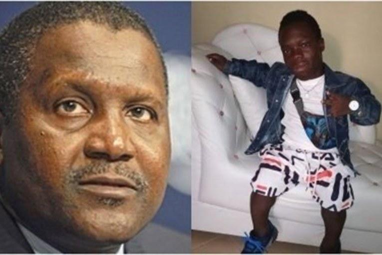 Le milliardaire Nigérian Aliko Dangote répond (enfin) au buzzman Ghanéen Shatta Bandle qui se dit plus riche que lui