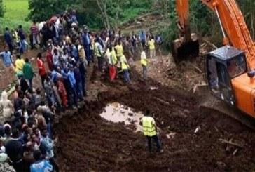 Éthiopie : plus de 20 personnes mortes dans un glissement de terrain