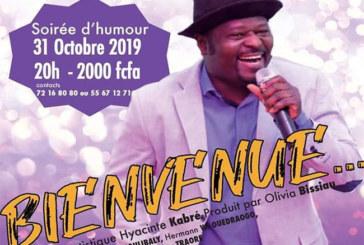 Soirée d'humour à l'Atelier du rire: 31 octobre 2019 à Ouagadougou