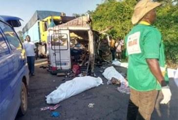 Côte d'Ivoire: 15 personnes périssent dans un accident de la route à Daloa