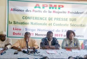 Alliance des partis de la majorité présidentielle: «Le gouvernement n'est pas responsable des attaques terroristes qui endeuillent le pays»