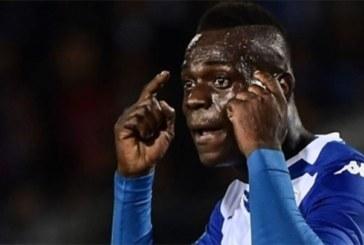 Luca Castellini : un supporter raciste envers Balotelli banni des stades jusqu'en 2030