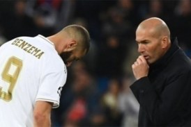 Zidane : «Benzema a toute sa place en équipe de France»