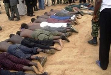 Nigeria:Près de 1.000 membres présumés de Boko Haram innocentés et libérés