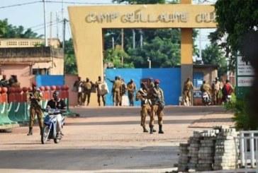 Ouagadougou:Un individu suspect neutralisé devant le Camp Guillaume Ouedraogo