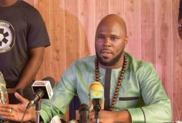 Kemi Seba: «Alpha Condé, retirez-vous avec dignité sinon le peuple vous délogera»