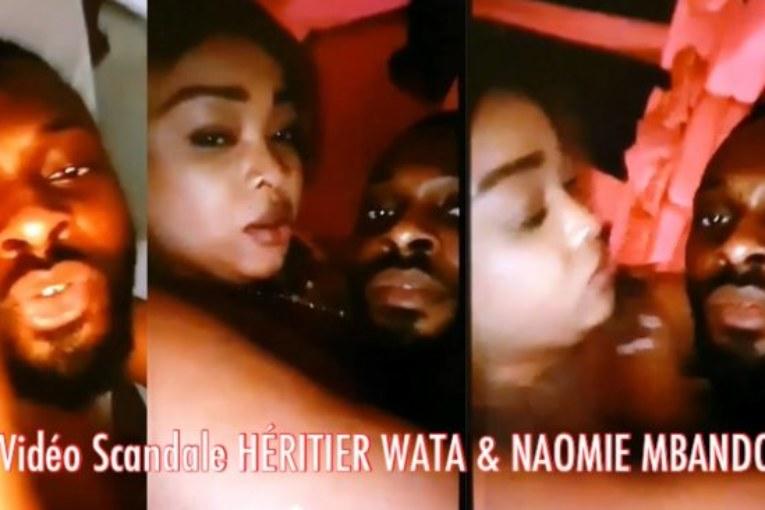 RDC – sextape : Héritier Watanabe et sa «partenaire sexuelle», l'épouse d'un député congolais aux arrêts à Kinshasa