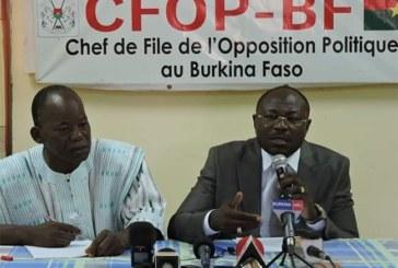 Burkina Faso: «Roch Kaboré a lamentablement échoué sur tous les plans et, si nous ne l'aidons pas à partir en 2020 par les urnes, son échec sera vu comme l'échec de tout le peuple burkinabè» (Opposition)