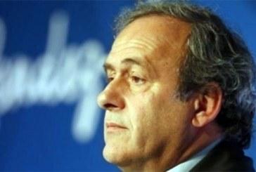 Michel Platini encore opposé à la VAR