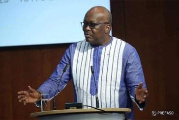 Compact with Africa : le président du Faso rassure les investisseurs en ce qui concerne le climat des affaires