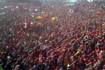 Guinée:Nouvelle mobilisation massive contre Condé