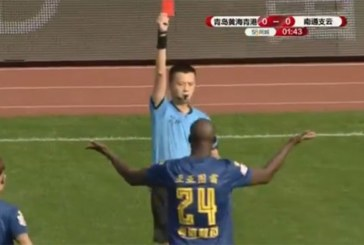 En Chine, Yaya Touré expulsé après 10 secondes de jeu