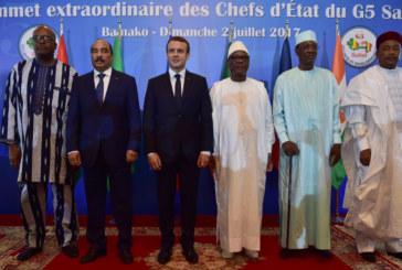 Convocation des présidents du G5 par Emmanuel Macron: «Le choix de la mort» selon Ablasse Ouédraogo