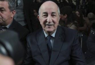 Election : Les défis d'Abdelmadjid Tebboune, nouveau président d'un pays sous tension