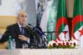 Présidentielle en Algérie : le nouveau président Abdelmadjid Tebboune «tend la main» au mouvement de contestation