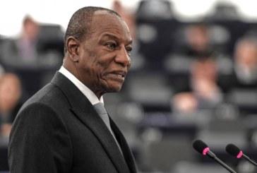 Guinée: le président Alpha Condé annonce un projet de nouvelle Constitution