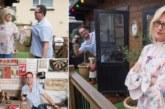 Elle construit un bar dans son jardin pour empêcher son mari de sortir: photos
