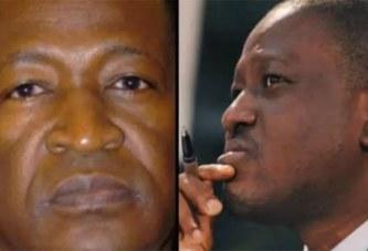 Retour de Guillaume Soro en Côte d'Ivoire : Blaise Compaoré en facilitateur ?