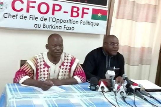 Burkina Faso: Roch peut-il rompre les accords qu'il a signés? «NON, il n'osera pas» selon l'opposition politique