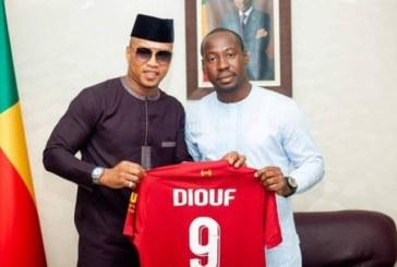 Bénin – Audience au Ministère des Sports :El Hadj Diouf et Homéky pour révéler le foot béninois