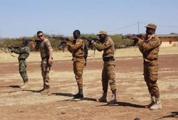 Lutte contre le terrorisme: 100 militaires burkinabè formés au combat par la Force Barkhane sur le camp burkinabè de Dori du 22 au 30 novembre 2019