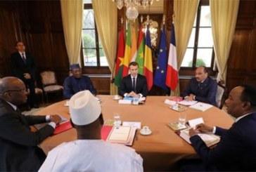 Opération Barkhane : Macron convoque et rappelle les chefs d'Etat africains à l'ordre