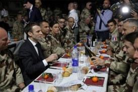 Macron passera Noël avec les troupes françaises en Côte d'Ivoire