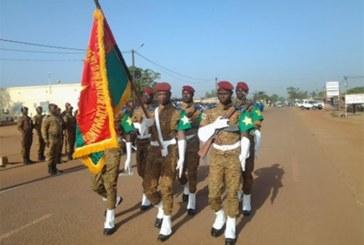Boucle du Mouhoun: le 59 ème anniversaire de la fête de l'indépendance fêté en toute sobriété à la place des martyrs de Dédougou