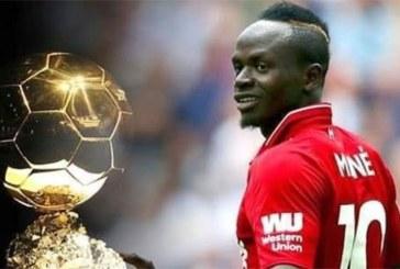 Ballon d'or 2019: Sadio Mané trahi par l'Afrique