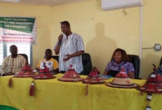 Labellisation du chapeau de Saponé: Des experts à la rencontre des artisans