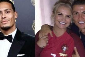Ballon d'Or 2019: la sœur de Cristiano Ronaldo s'en prend à Virgil Van Dijk