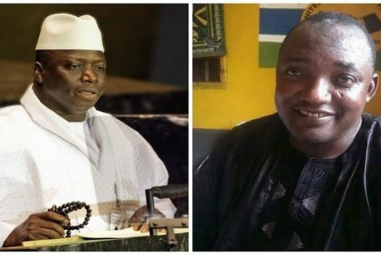 Gambie : Adama Barrow prêt à accueillir Yahya Jammeh mais à certaines conditions