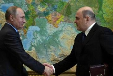 Mikhaïl Michoustine, un inconnu propulsé Premier ministre par Vladimir Poutine