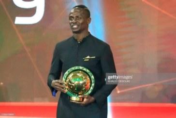 C'est fait, Sadio Mané remporte le Ballon d'OR CAF 2019 !