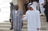 Burkina Faso : Le président du Faso à Abu Dhabi