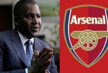 Aliko Dangote révèle la date à laquelle il pourrait acheter Arsenal