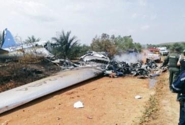 Soudan: 18 morts dans le crash d'un avion au Darfour