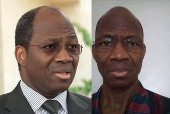 Burkina Faso : La dernière image de Djibrill Bassolé amaigri, suscite l'émoi et l'indignation