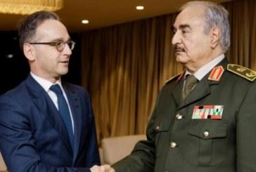 Allemagne : La conférence de Berlin sur la paix en Libye bientôt