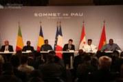 Sommet de Pau: La déclaration conjointe des Chefs d'État