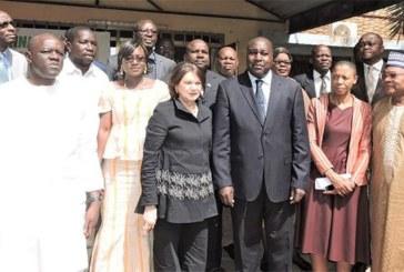 Burkina Faso: Le Chef de fil de l'opposition politique reçoit une délégation du Système des Nations Unies