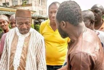 Burkina Faso: Eddie Komboïgo en visite de travail en Côte d'Ivoire