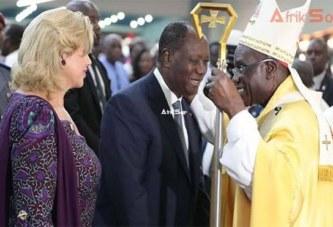 L'Eglise catholique de Côte d'Ivoire persiste et signe : « Quand les gens bavardent, c'est que ce que tu as dit vient de Dieu »