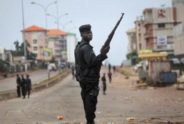 Guinée : deux commissariats saccagés lors d'une 2e journée de mobilisation anti-Condé