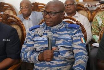 Côte d'Ivoire: Le Géneral Apalo met en garde les gendarmes qui communiquent sur les réseaux sociaux