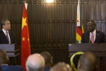 Zimbabwe : Le premier ministre chinois plaide pour l'abandon des sanctions