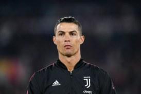 La combine de l'UEFA pour placer Cristiano Ronaldo dans l'équipe type de 2019
