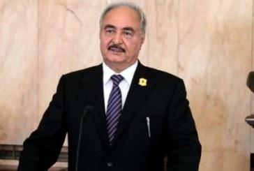 Libye : Haftar appelle al-Sissi à l'aide pour contrer Erdogan