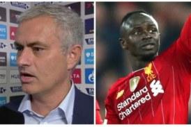 Premier League : La déclaration de José Mourinho sur Sadio Mané