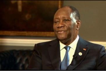 Alassane Ouattara : «Guillaume Soro, c'est mon fils et il a beaucoup appris à mes côtés»
